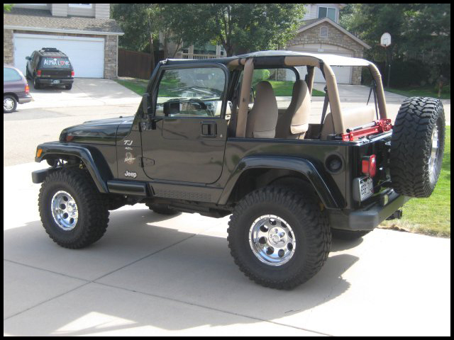 This Jeep Is In Excellent Condition And Runs Beautifully. I Hate To See It  Go But I Need Something More Comfortable For Long Road Trips.